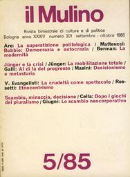 Copertina del fascicolo dell'articolo Snuffs. La crudeltà come spettacolo