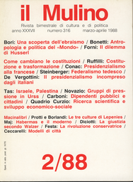 Copertina del fascicolo dell'articolo Ricerca scientifica e sviluppo economico-sociale
