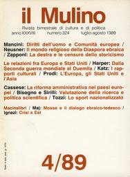 Copertina del fascicolo dell'articolo Le tendenze recenti della riforma amministrativa nei paesi europei