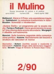 Copertina del fascicolo dell'articolo Atene e il Pireo: una coesistenza inquieta