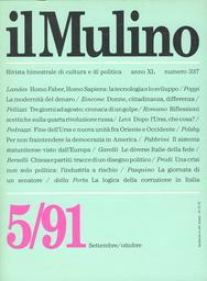 Copertina del fascicolo dell'articolo Riflessioni scettiche sulla quarta rivoluzione russa