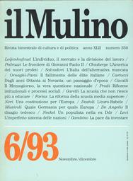 Copertina del fascicolo dell'articolo Populismo brandeburghese. Analisi di un politico comunale della ex Ddr
