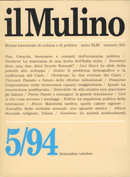 Copertina del fascicolo dell'articolo Se alla sinistra non piacciono gli italiani