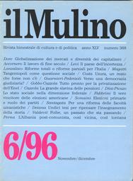 Copertina del fascicolo dell'articolo Così vicina, così lontana: economia e società albanese nell'era postcomunista