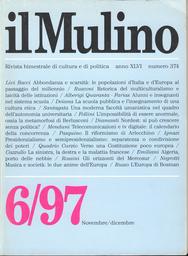 Copertina del fascicolo dell'articolo Algeria, porto delle nebbie