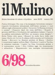 Copertina del fascicolo dell'articolo La politica universitaria dell'Ulivo: un mosaico senza disegno?