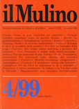 cover del fascicolo, Fascicolo arretrato n.4/1999 (luglio-agosto)