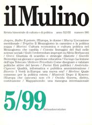 Copertina del fascicolo dell'articolo I Verdi in Europa: una nuova era?