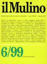 Copertina del fascicolo dell'articolo A trent'anni dall'autunno caldo
