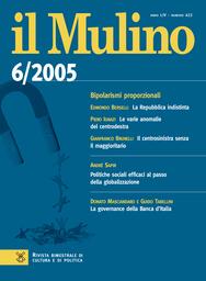 Copertina del fascicolo dell'articolo Codeterminazione: il caso della Germania