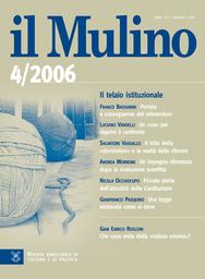 Copertina del fascicolo dell'articolo Il ruolo internazionale delle Forze Armate italiane