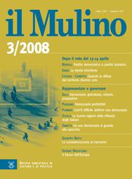 Copertina del fascicolo dell'articolo Democrazia: grandezza, miserie, prospettive
