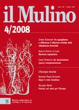 cover del fascicolo, Fascicolo arretrato n.4/2008 (luglio-agosto)
