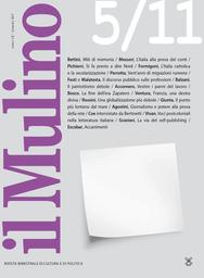Copertina del fascicolo dell'articolo Il vaso di coccio. L'Italia alla prova dei conti