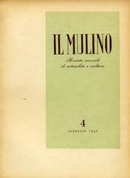 Copertina del fascicolo dell'articolo Il Barocco in Arcadia, di Carlo Calcaterra
