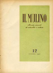 Copertina del fascicolo dell'articolo Un giorno d'impazienza, di Raffaele La Capria