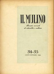 Copertina del fascicolo dell'articolo Letteratura triestina del Novecento