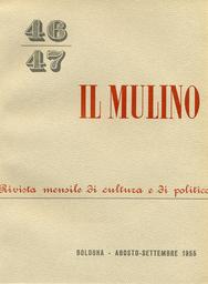 Copertina del fascicolo dell'articolo L'intervento italiano nel 1915