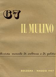 Copertina del fascicolo dell'articolo Politica russa e propaganda comunista