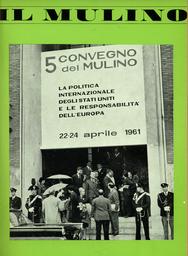 Copertina del fascicolo dell'articolo La Nuova Comunità Atlantica