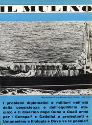 Copertina del fascicolo dell'articolo Cattolici e protestanti nel pensiero di Oscar Cullmann