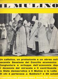 Copertina del fascicolo dell'articolo Congiuntura e sviluppo dell'economia italiana dopo il decennio del