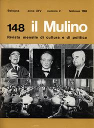 Copertina del fascicolo dell'articolo I settimanali italiani di attualità