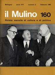 Copertina del fascicolo dell'articolo Lingua e antilingua nel giornalismo