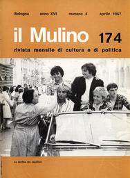 Copertina del fascicolo dell'articolo Antonio Gramsci nella realtà italiana