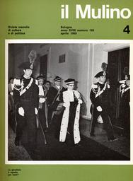 Copertina del fascicolo dell'articolo Riformismo e sviluppo nell'America Latina: intervista con Victor Raul Haya de la Torre